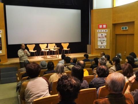 20141030 大黒座チャレンジFBページ投稿写真�A(『野のなななのか』特別上映).JPG