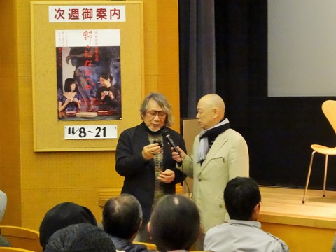 20141030 大黒座チャレンジFBページ投稿写真�B(『野のなななのか』特別上映).JPG